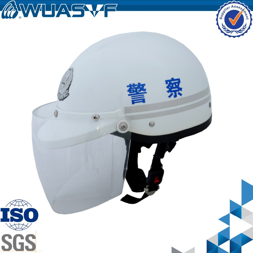 Police Summer Motorcycle Helmet for sale