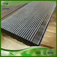 Cheap Outdoor dark carbon bamboo decking
