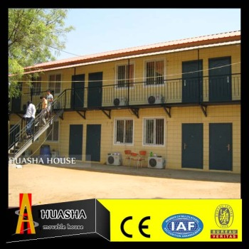 High Quality Comfortable Luxury Two storey Prefab Villa