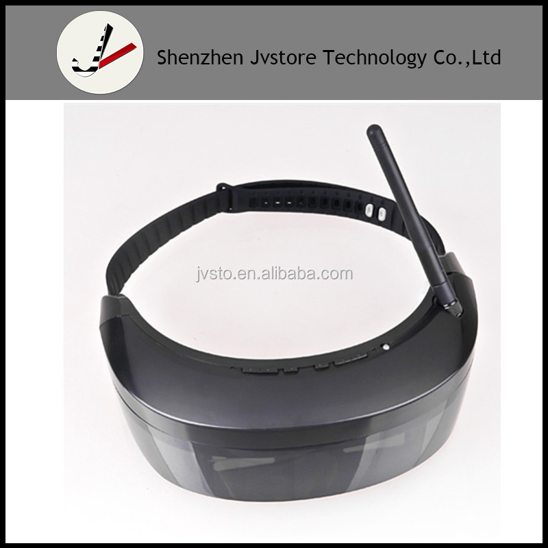 HD Goggles FPV Glasses Headset with wifi for DJI PHANTOM DRONES Big Drone FPV Video Eyewear