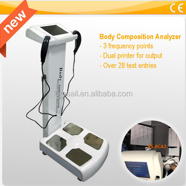 Body weight house-service detector tester properties and body composition analyzer type body compostion analyzer
