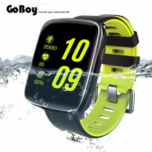 Amazing Appearance Heat Rate IP68 Swimming Waterproof Smart Watch GV68