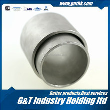 Oil pipe line A778 SS347 half diameter 40mm round steel tube