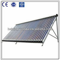 EN12975 Heat Pipe Solar Vacuum Tube Collector with KEYMARK,SRCC,ISO,SGS