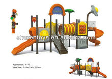 2013 outdoor playground for kids with CE certificate