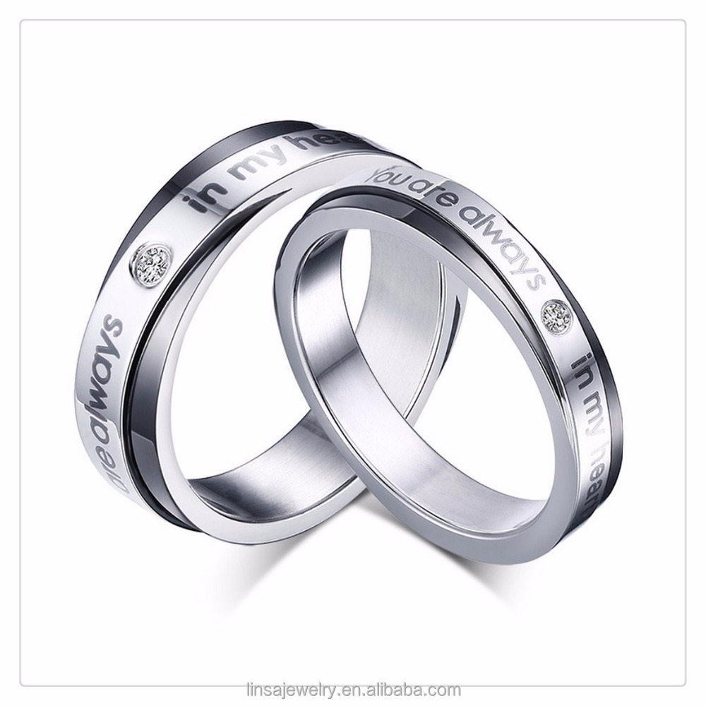 Fashion Black White Ceramic Ring Women Stainless Titanium Steel Rose Gold Plated Brand Design Couples Tail Ring LVR023