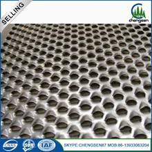 Architectural deco aluminium perforated sheet metal mesh panels price list