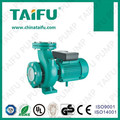 AC 230V double brass impellers big power electric centrifugal pump for irrigation