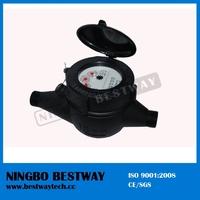 High Performance Plastic Dry Type Multi Jet Water Meter China