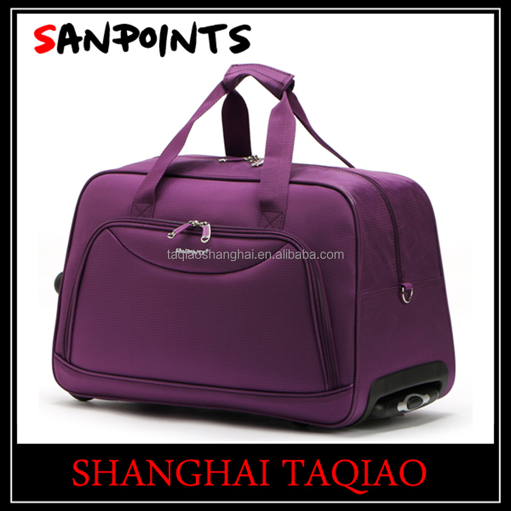 sanpoints luggage travel bag trolley bag