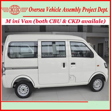 7 or 8 seater 44KW Euro IV Petrol taxi van for rent