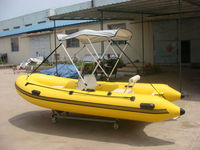 13ft Sailing yacht RIB390 Hot sell inflatable boat