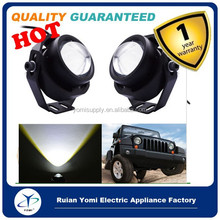Pairs 10W LED Work Spot Off-road Lamp Motorcycle Bike Car Jeep Boat 12V-32V