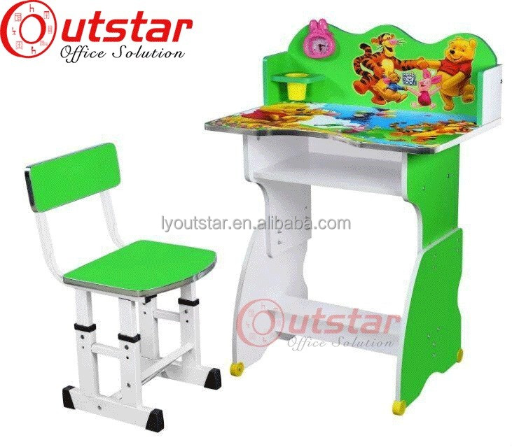 High Quality Used School Area Young U003cstrongu003eKidu003c/strongu003e Steel Furniture Wood U003c