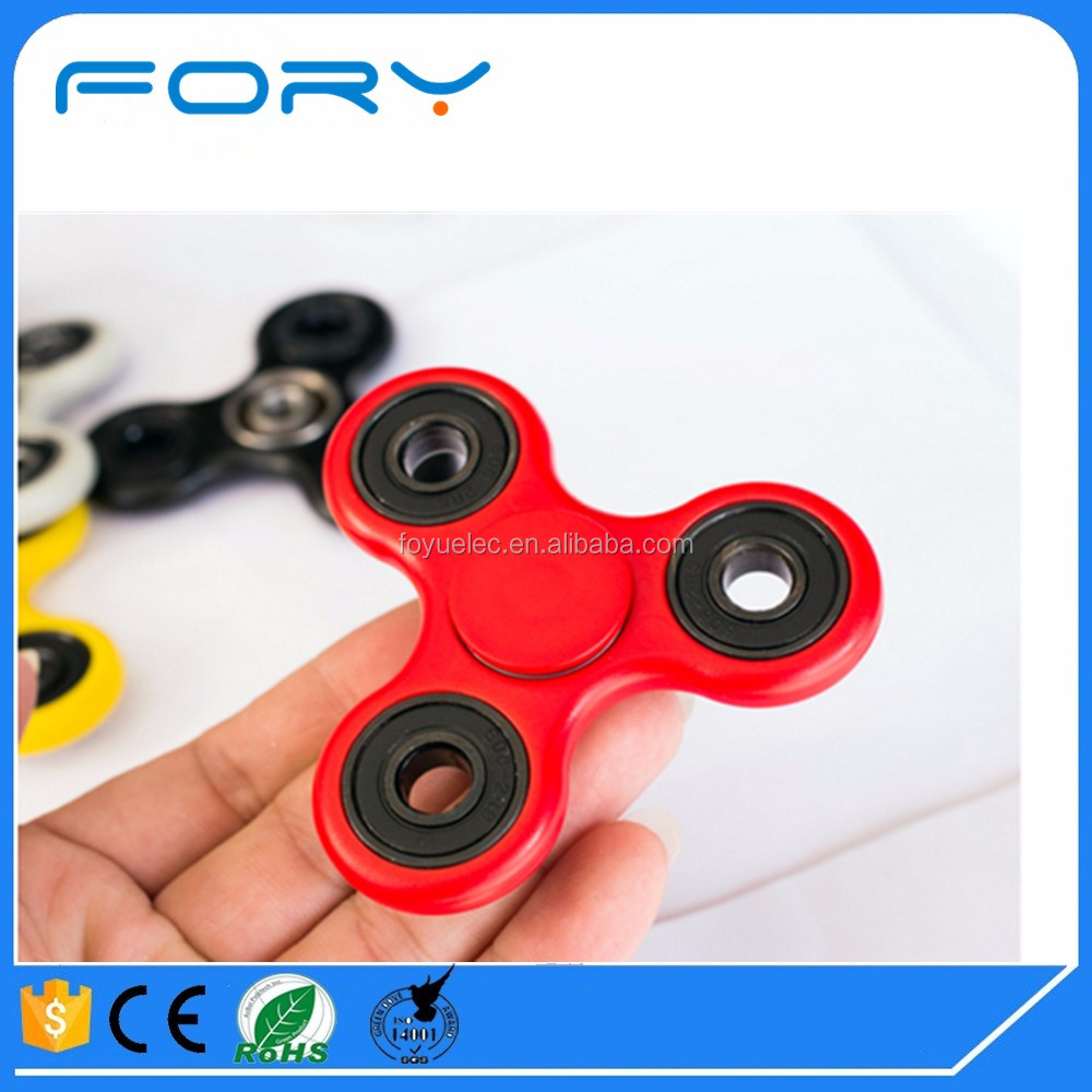 Ebay popular hand spinner 3d printed with reatail package