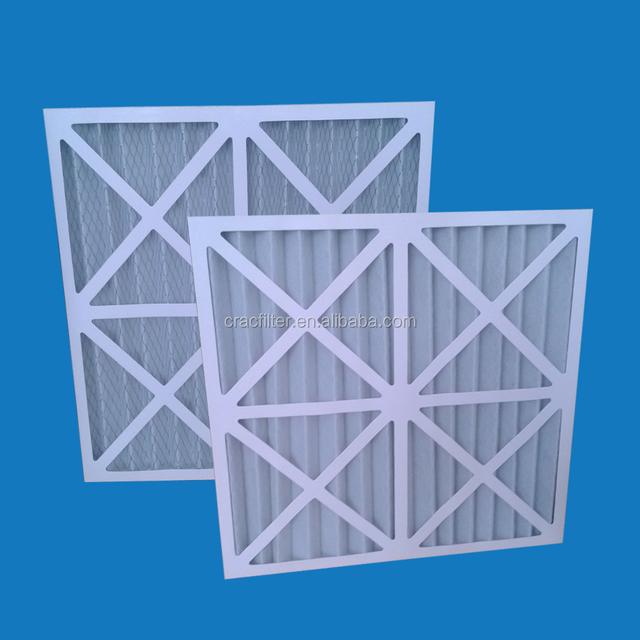 HVAC Panel Filter Pre filter Paper frame