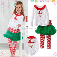 baby christmas clothes school girls christmas costume