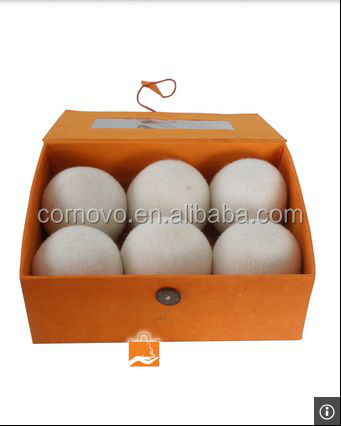 High quality premium 100% wool dryer balls