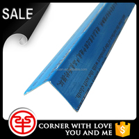 Floor tile spacer tile trim stainless steel border