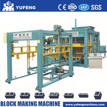 Sand and cement block making machinery for sale QT4-15 ---YUFENG