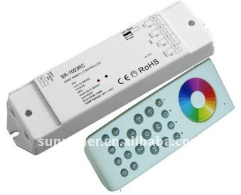 RGBW LED strip remote control