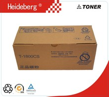Hot selling/Compatible toner cartridge for toshiba T1800C