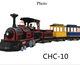 New Year Christmas Popular Mall and Outdoor Electric Trackless Train