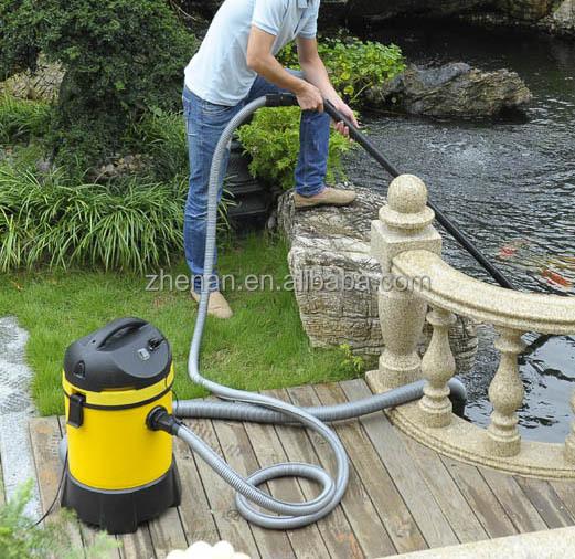 Commercial pool vacuum cleaner garden pond vacuum cleaner for Professional pond cleaners