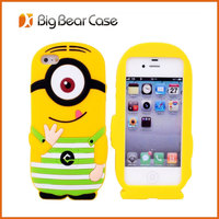 Hot selling minion case for iphone 5c