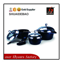 Custom logo tri cooper cookware with price