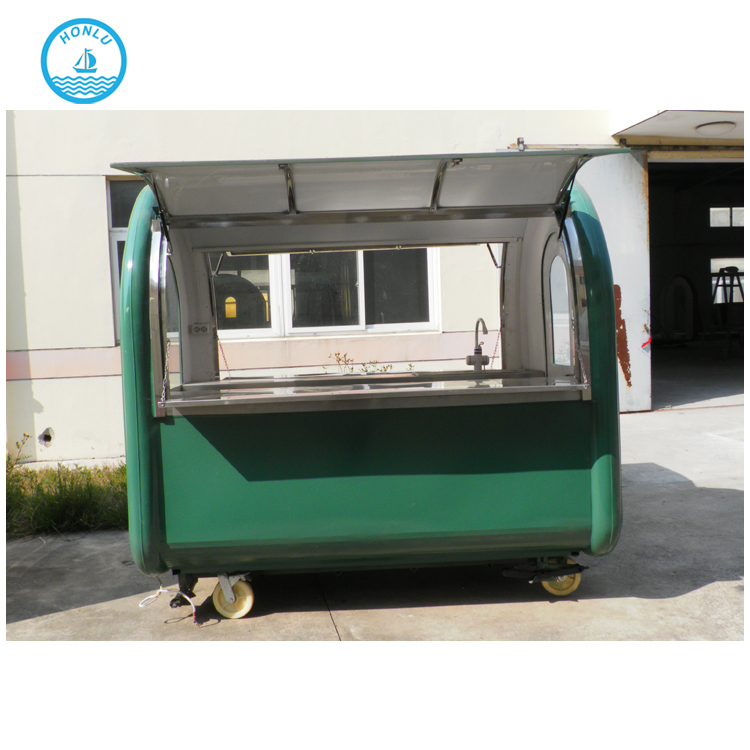Factory directly supply food vans for sale/van food truck/small food truck