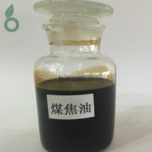 high purity black sticky liquid coal tar oil available from stock