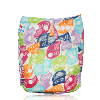 Washable and Ruseable Baby Cloth Diaper