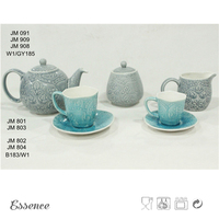 Durable using low price tea cup set