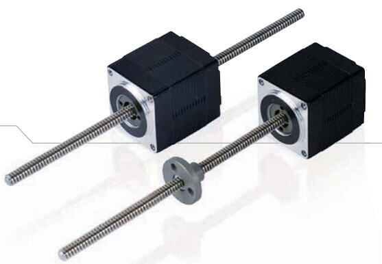 China supplier linear actuator micro stepper motor nema 11 for Miniature stepper motors with linear actuation