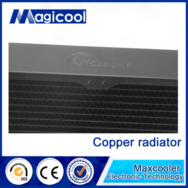 Best Quality Copper Radiator for computer 60mm thickness 120mm length COOLGATE