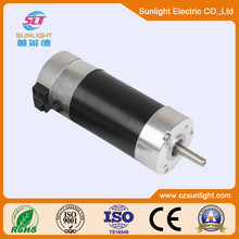 Customized 130W 36V brushless dc micro servo motor SLT57BLY80S