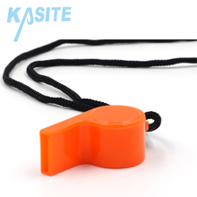 Attractive Price Cheap Dog Training Whistle Plastic/Police Whistle