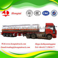 3 axle good used tanker semi trailer for sale