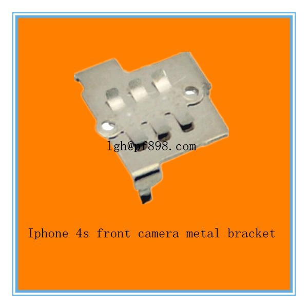 customized Iphone 4s front camera metal bracket.jpg