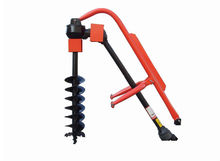Mini Post Hole Digger For Tractor