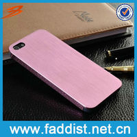 Unique Design Aluminum Hard Cell Phone Cases for iphone 5