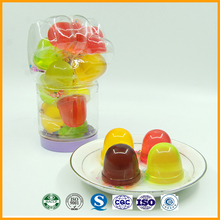 Wholesale Korean Healthy Snack Foods Manufacturer Fruit Jelly And Pudding
