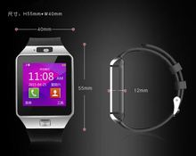 gsm gps wrist watch phone smartwatch hand watch mobile phone price