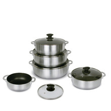 Commercial Stainless Steel Caldero Soup Stock Pot