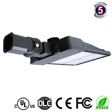 Factory price ETL DLC listed 200W led area light with remote control for parking lot