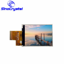 320*240 2.8 Inch ST7789V TFT 40 Pin 6 Bit MCU FPC Qvga LCD Module Display With Controller Board