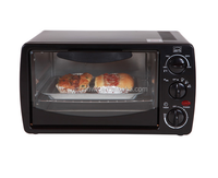 Safety appliance custom logo12L 1000W electrical convection pizza microwave oven for home