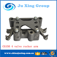 150CC motorcycle engine parts , CG150 valve rocker arm