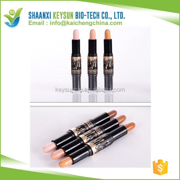 Recommend All Over Cover 3D Shimmer Makeup Highlighter Concealer Contour Stick